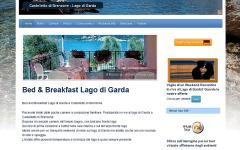 Immagine sito Bed and Breakfast Villa Josefine a Brenzone sul Garda