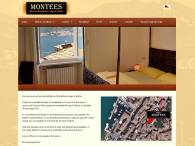 Homepage sito Bed and Breakfast Montees