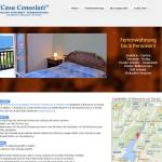 Homepage sito Casa Consolati