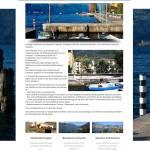 Homepage sito Casa Lucia