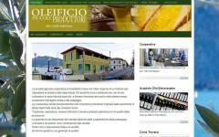 Immagine Sito Web Oleificio Piccoli Produttori