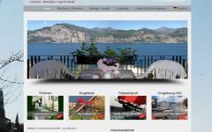 Immagine Sito Web Appartamenti Villa Bruna Malcesine