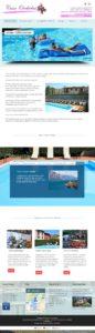 Videata prima pagina sito appartamenti Casa Orchidea